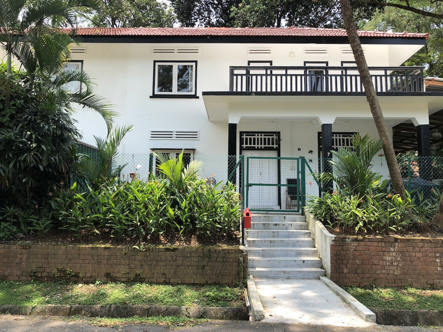 renting colonial house singapore