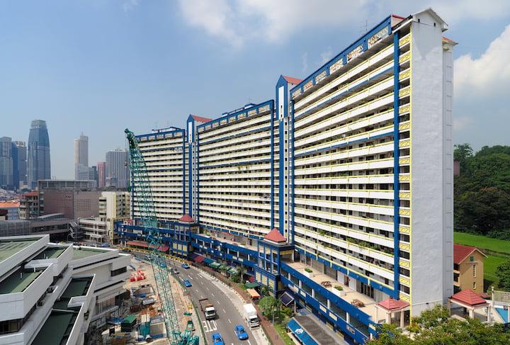 HDB Grants for singles flats