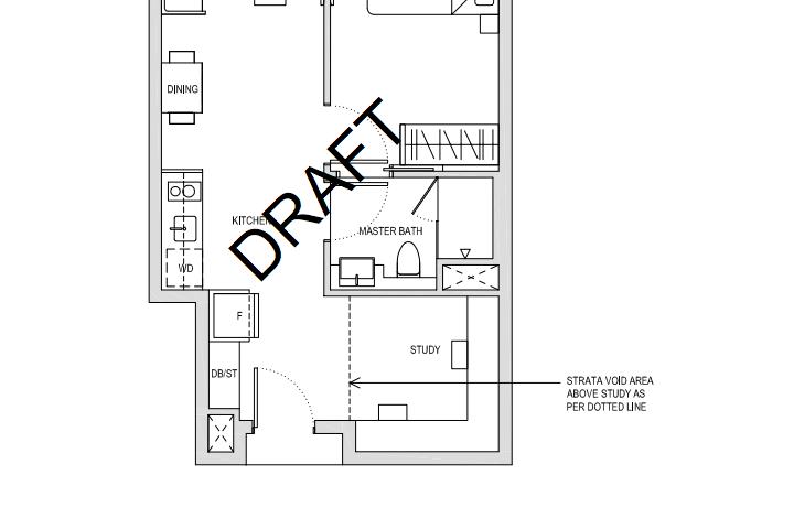 Strata Void Area Floor Plan