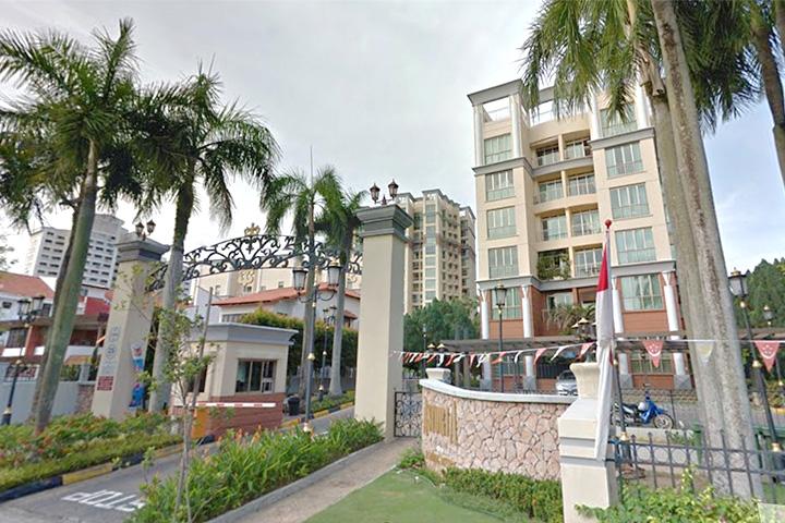 Airbnb in Singapore Condos