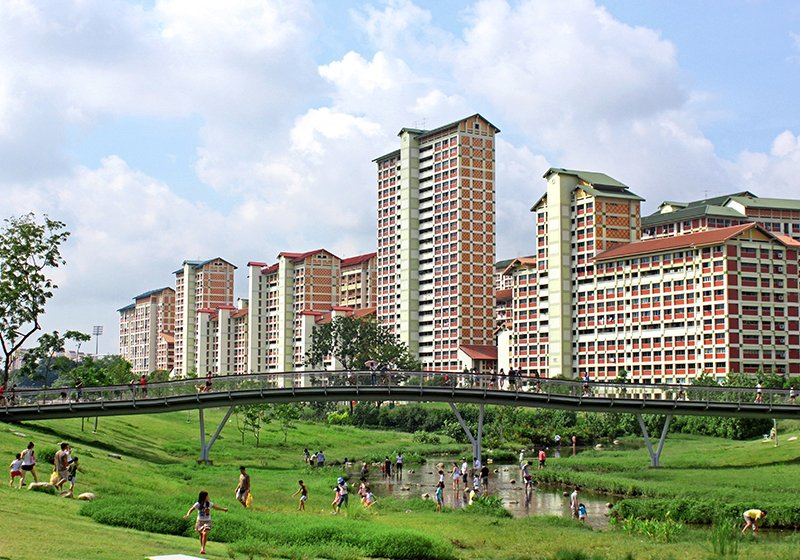 Bishan-Ang Mo Kio as a non-tourist trap