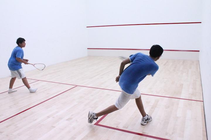 Condo Facilities Squash Court