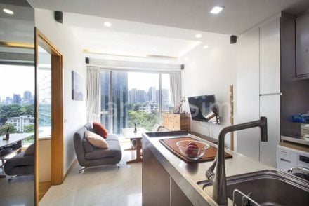 Condos in Singapore apartments