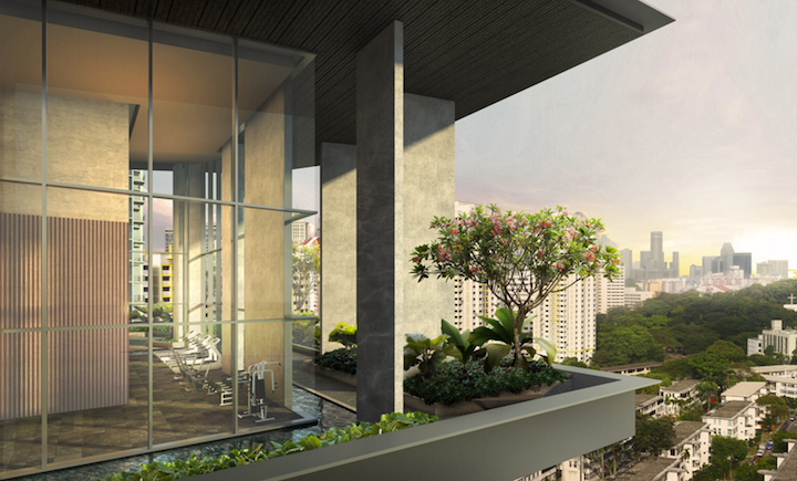 Condos in Singapore Highline Residences