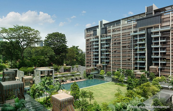Goodwood Residences condo in District 10
