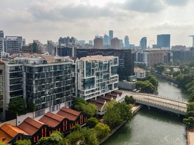 property prices in Singapore 2019 Morgan Stanley