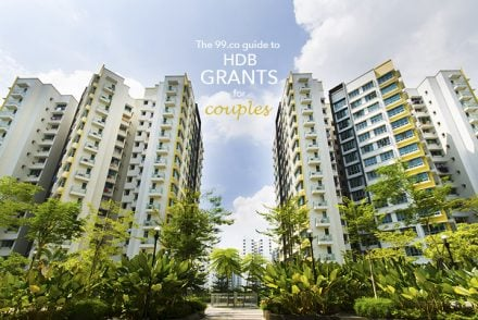HDB Grants for Couples