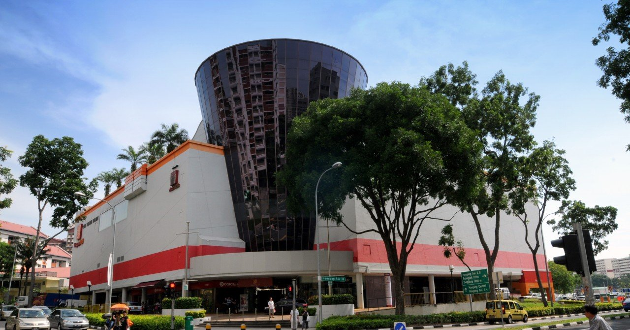 hougang mall in mature estate hougang for all your shopping needs