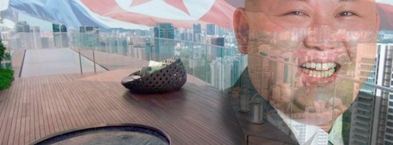 Kim Jong-un Singapore