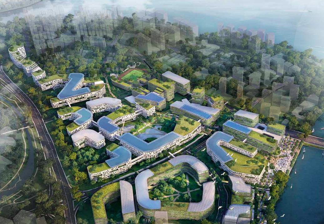 punggol digital district the future digital hub of singapore