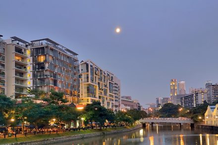 Riverfront Property in Singapore