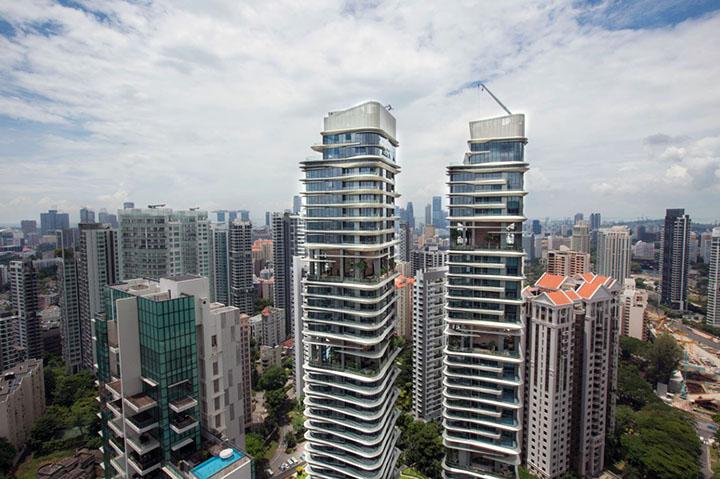 District 9 Singapore New Futura