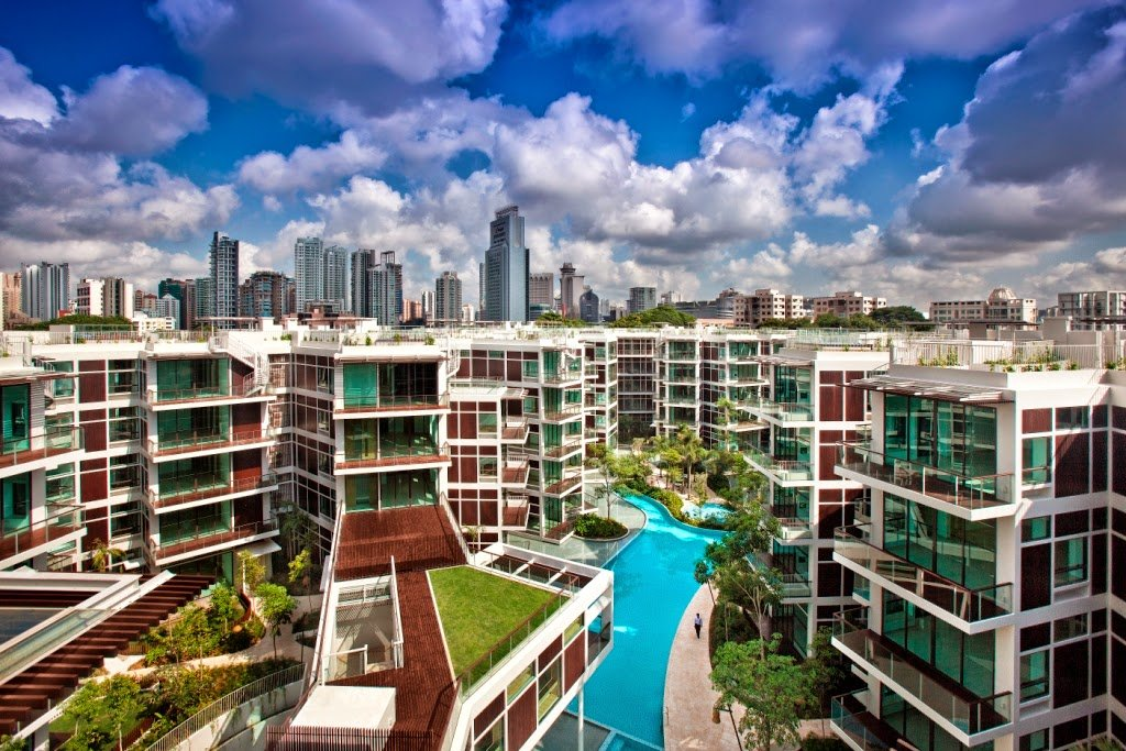 Singapore property market investment safe haven