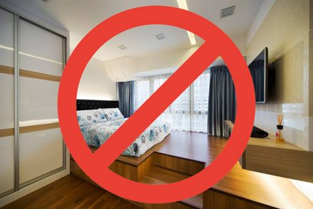 HDB Rules Singapore