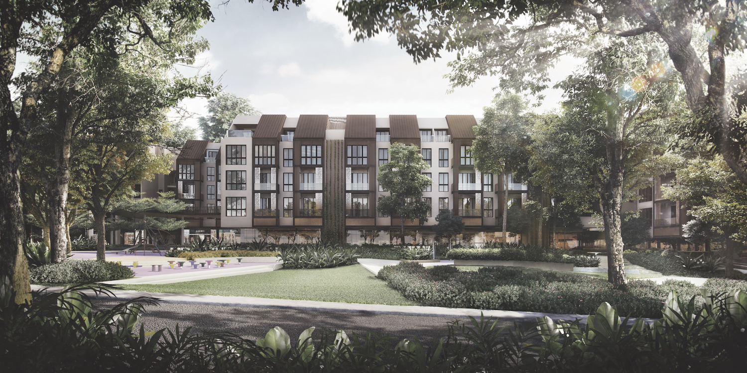 parksuites is far east organization's latest new launch at the holland village vicinity