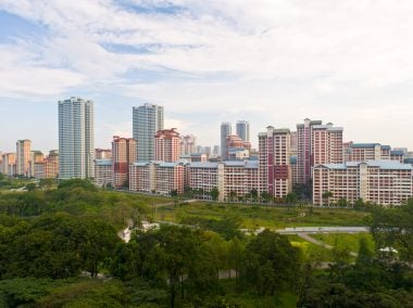 New launch condo JadeScape is located in matured residential town Bishan