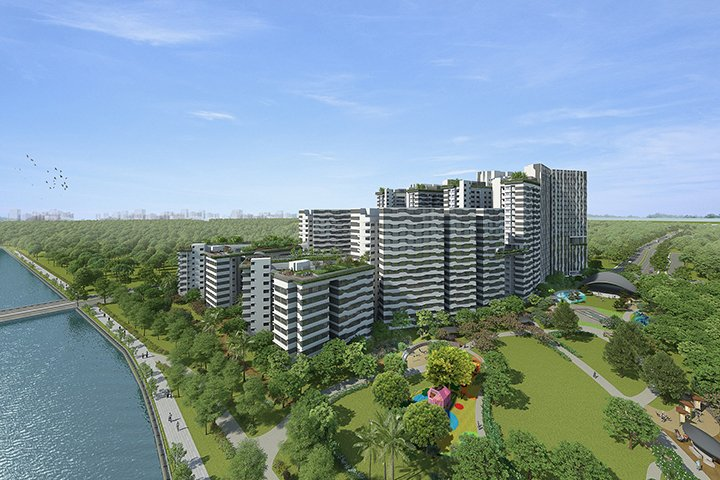 Aug 2018 BTO Punggol Point Cove