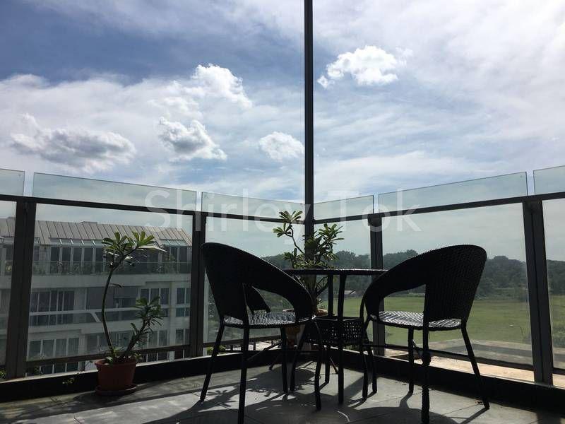 Canberra Residences duplex condo penthouse