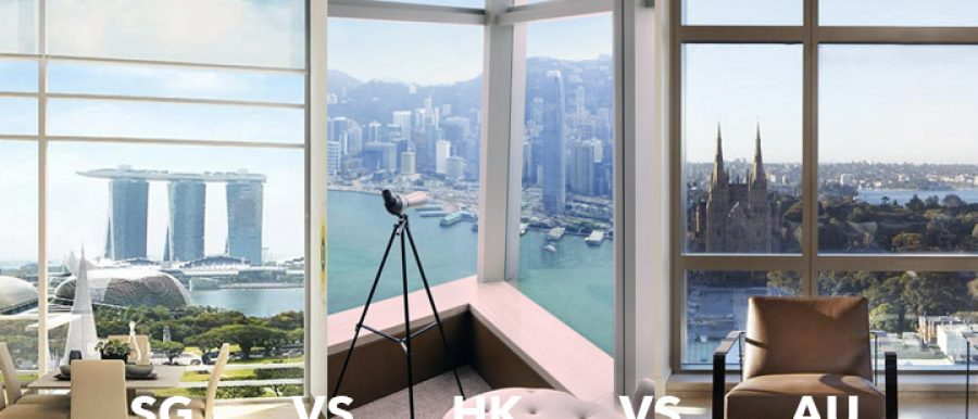 foreign property investor reason prefer singapore