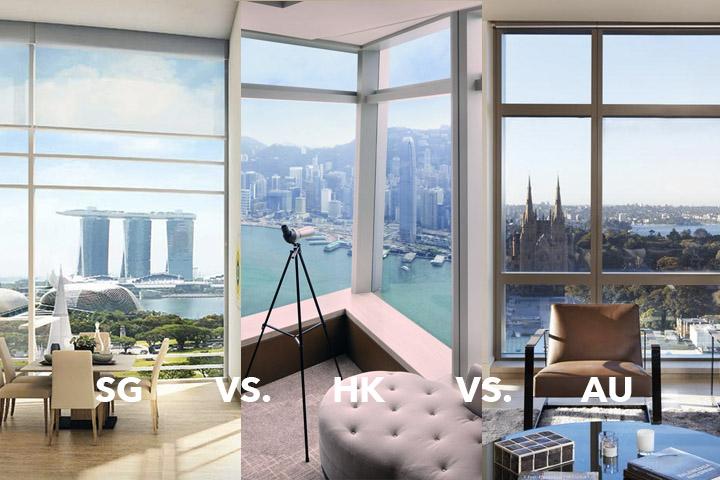 foreign property investor reason prefer singapore
