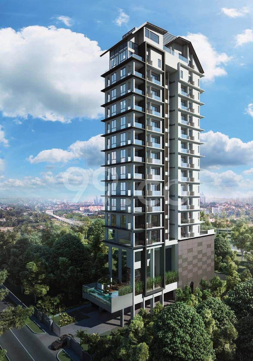 Leicester Suites condos near MRT Singapore