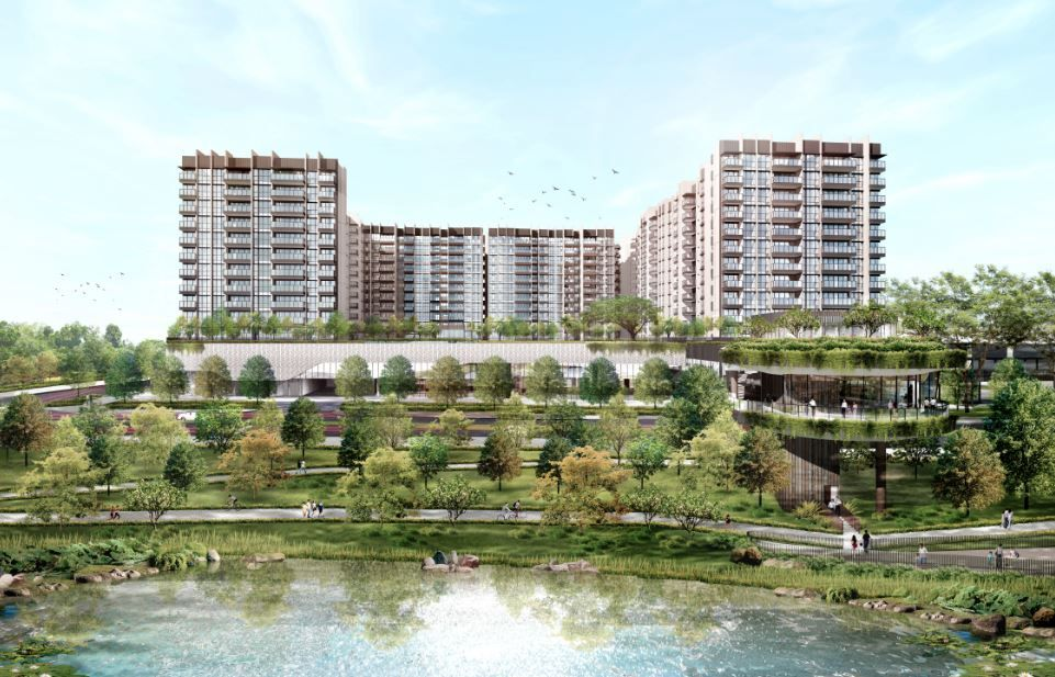 new launch condo The Woodleigh Residences