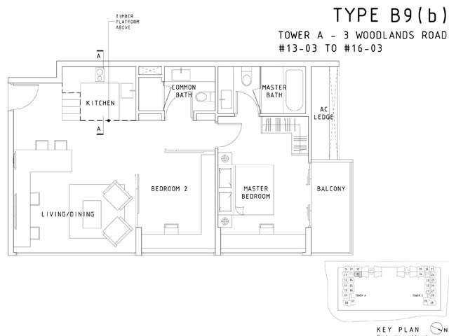 The Tennery floor plan