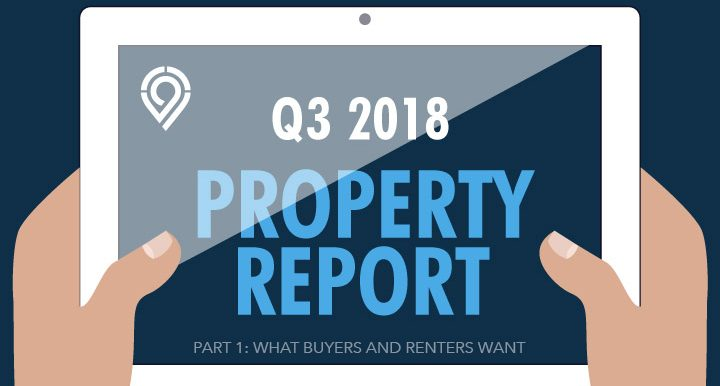 Q3 2018 property report 2018 cover