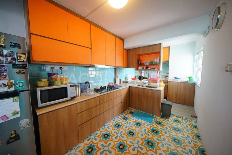 AHTC HDB for sale Bedok kitchen