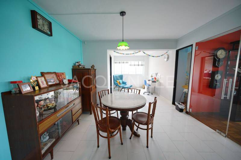 AHTC HDB for sale Bedok dining