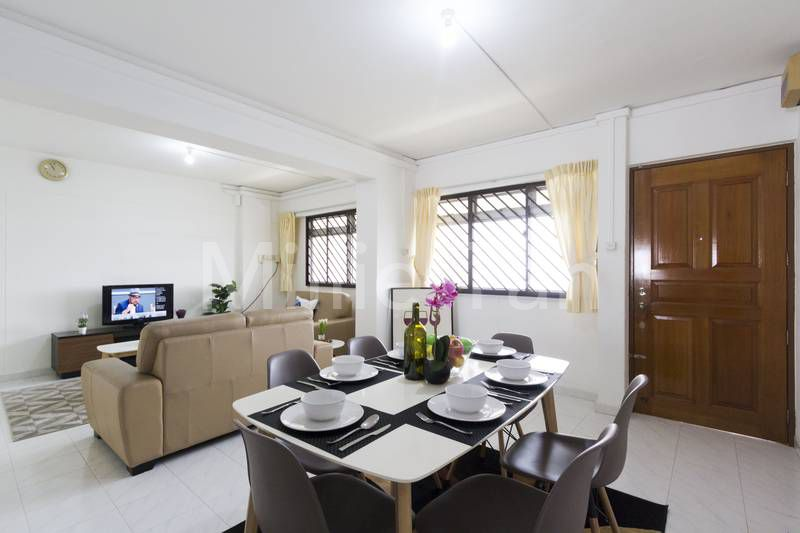 AHTC HDB for sale Hougang dining
