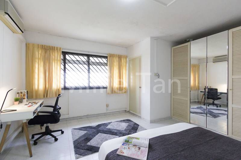 AHTC HDB for sale Hougang bedroom