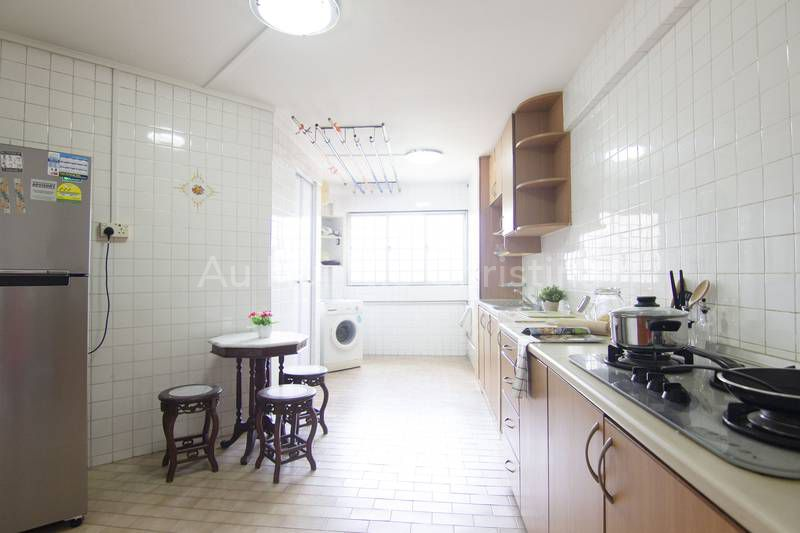 AHTC HDB for sale Serangoon kitchen