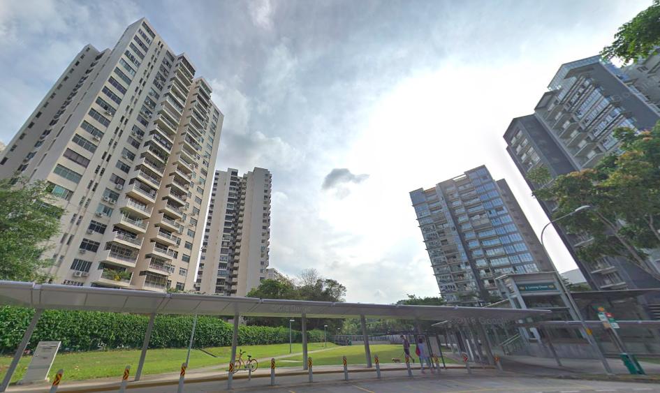 cheap accessible condos for rent Chuan Park
