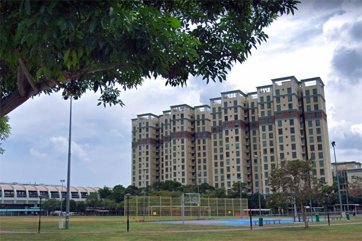 cheap accessible condos Singapore Astoria Park