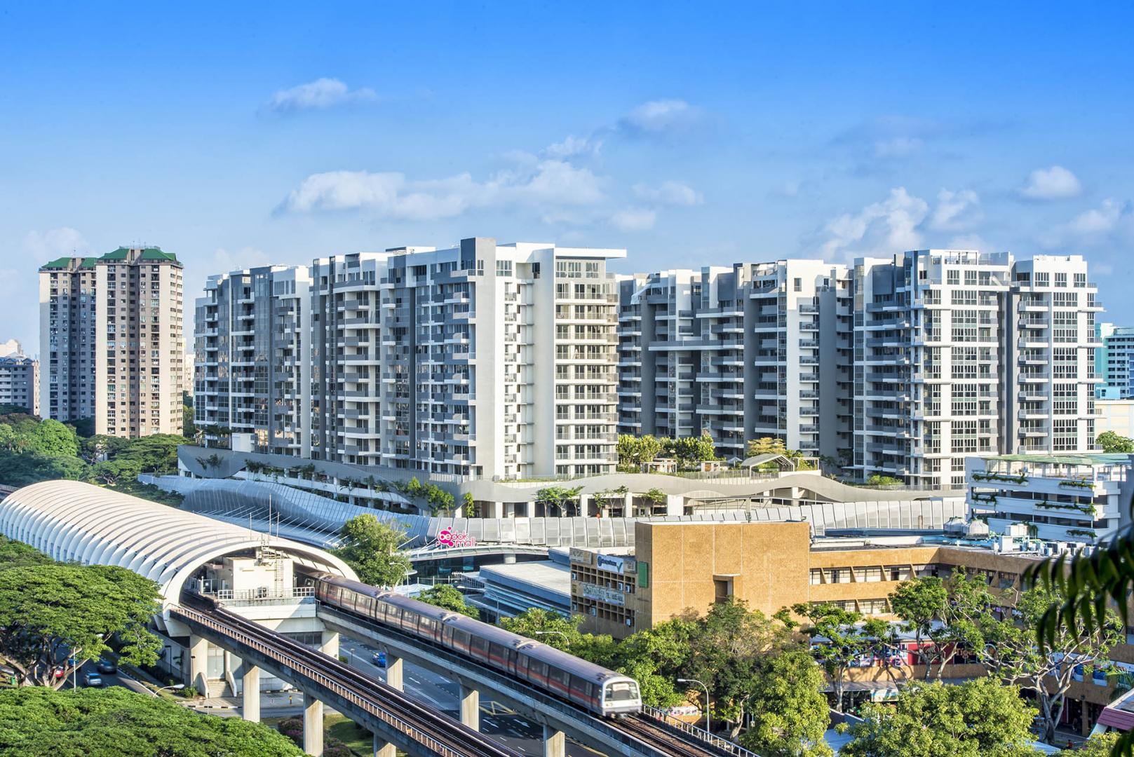 cheap accessible condos for rent Singapore Bedok Residences