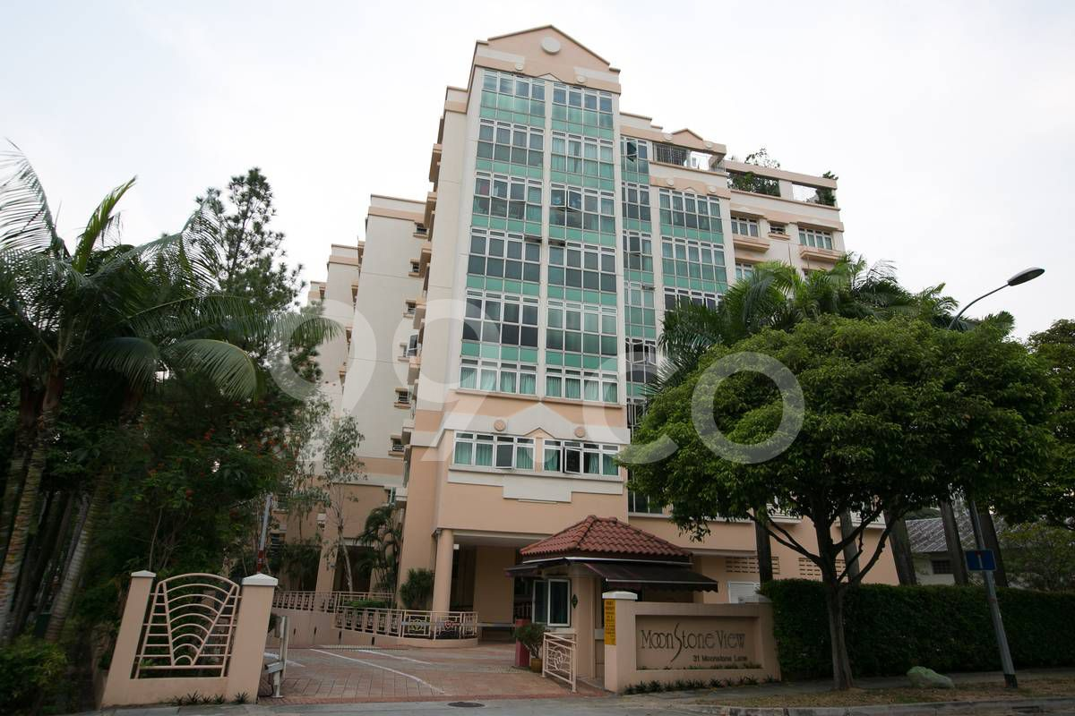 cheap accessible condos rent singapore moonstone view
