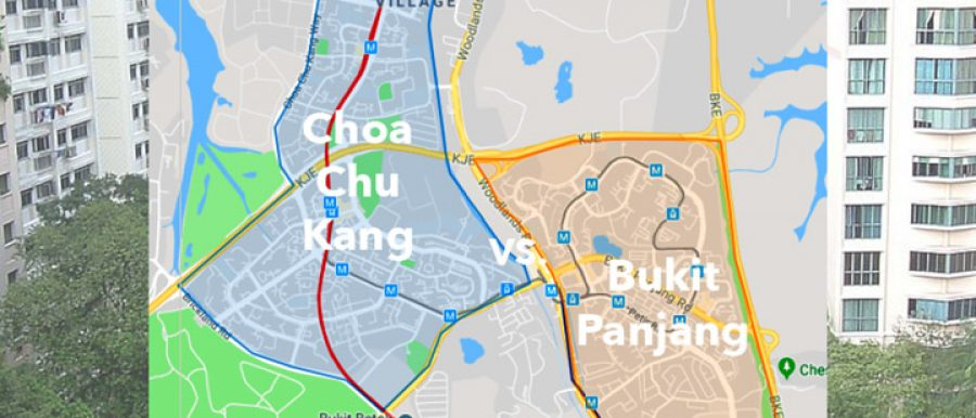 Choa Chu Kang HDB resale value main