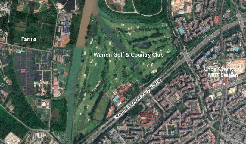 Choa Chu Kang Warren Golf Country Club