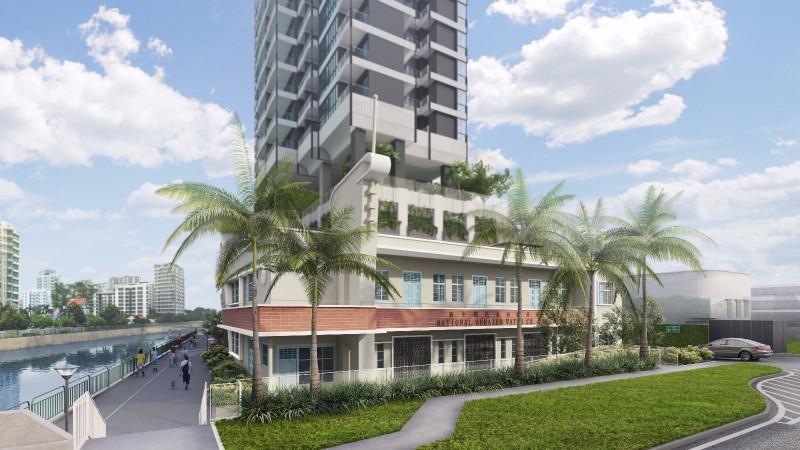 new launch condos Jui Residences