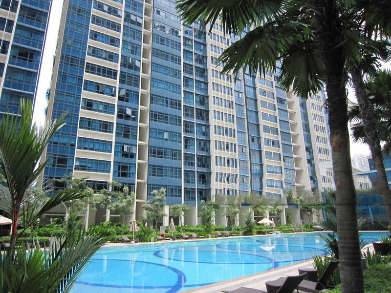resale condos City Square Residences