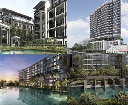 sep 2018 new launch condos sales