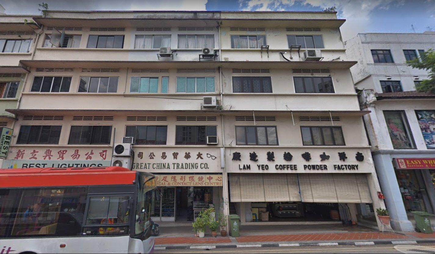 buying old properties Singapore