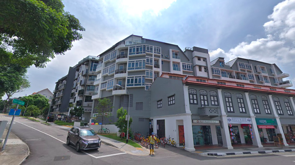 city fringe neighbourhood pasir panjang expats