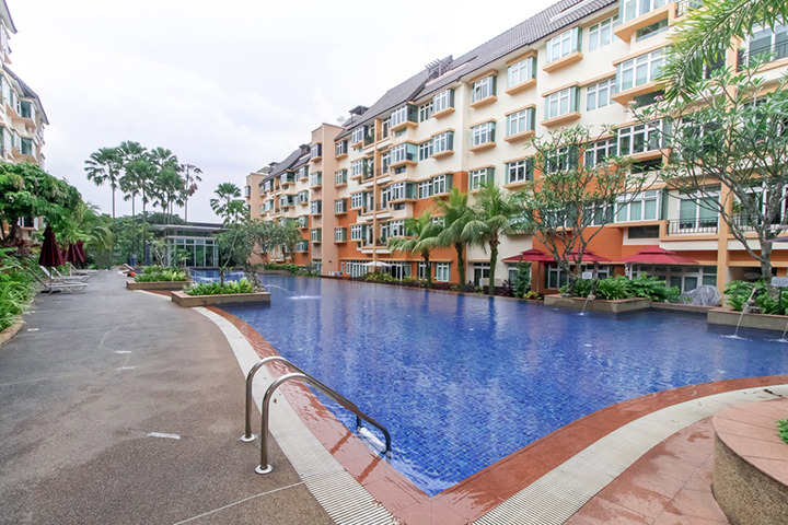 Condos in Singapore nature lovers Forest Hills Condominium