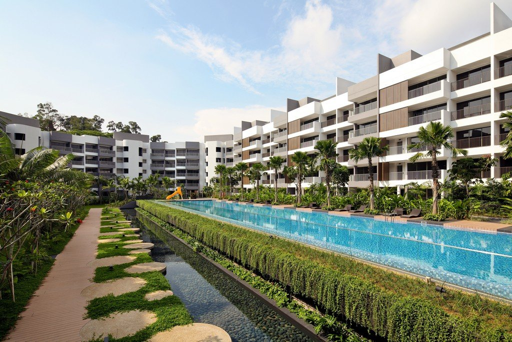 condos in Singapore nature lovers Meadows @ Pierce