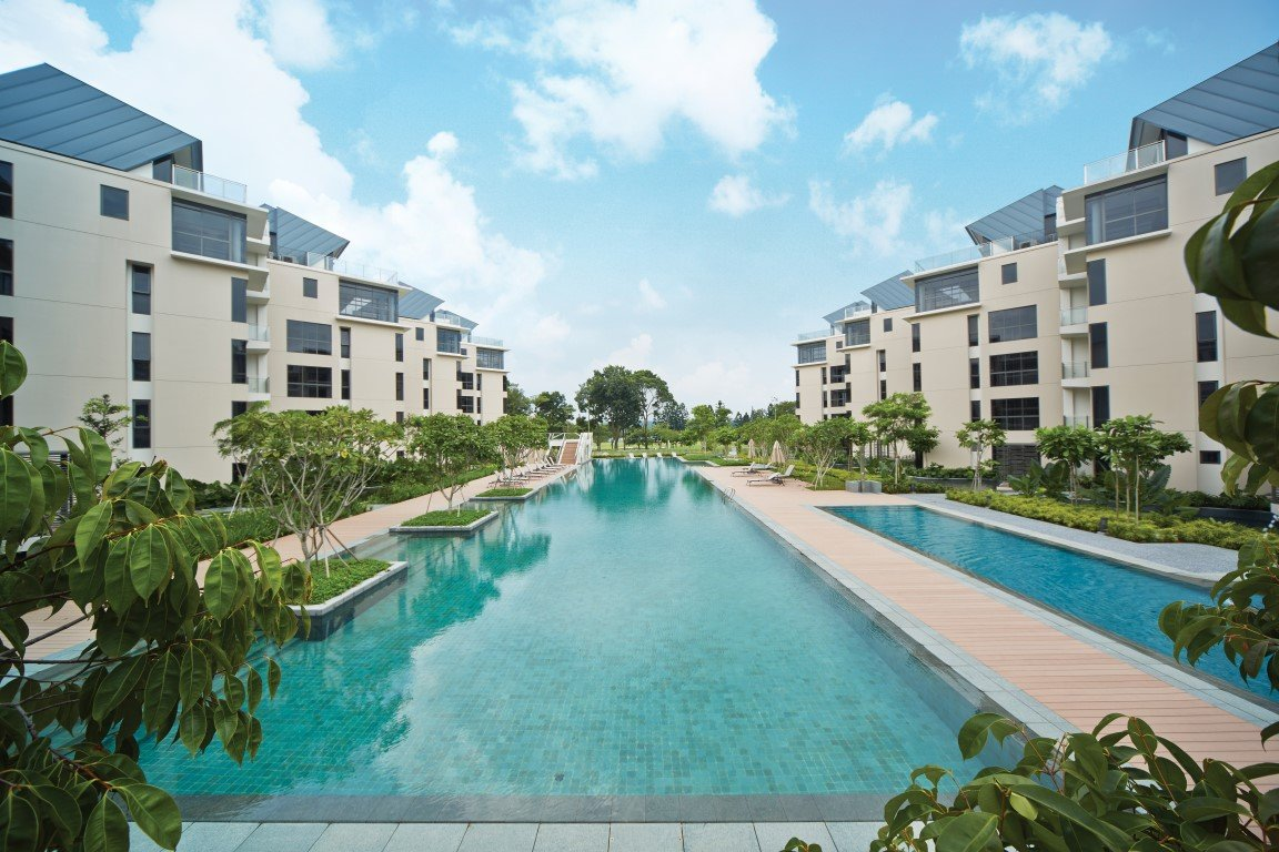 Condos in Singapore nature lovers The Miltonia Residences