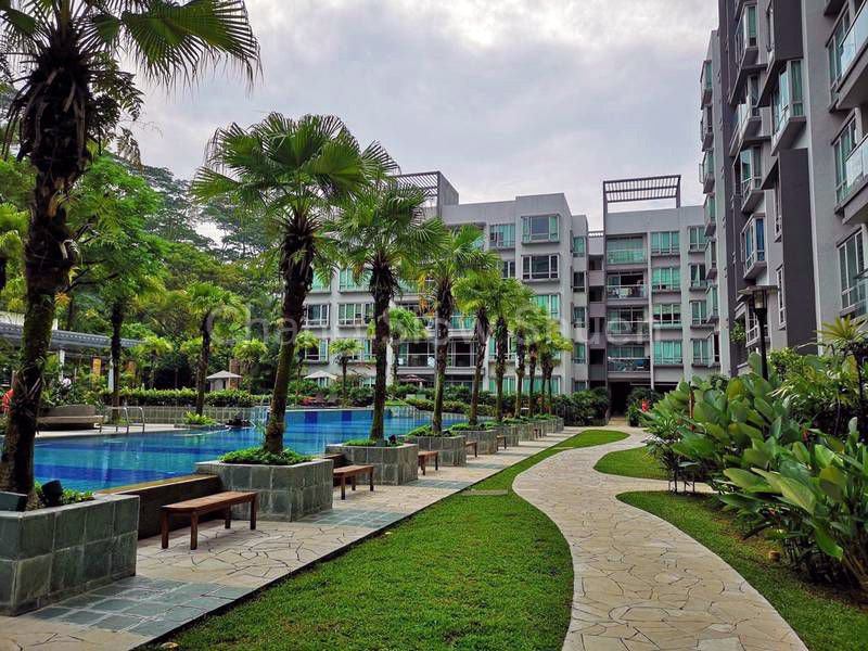 condos in Singapore nature lovers The Raintree