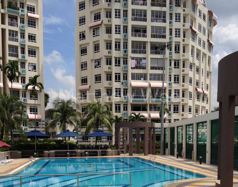 HDB lookalike condo en bloc Bishan Park Condominium
