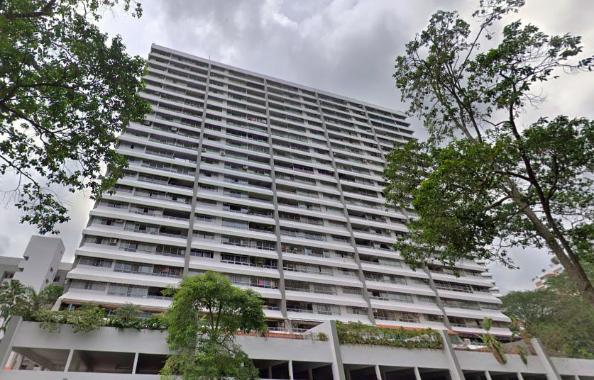 HDB lookalike condo en bloc ridgewood condominium
